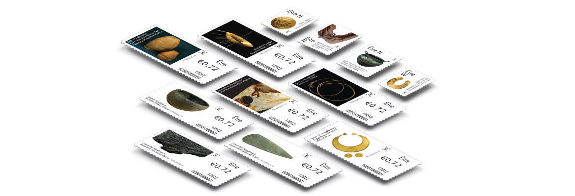 An Post Ninth Definitive Stamp Series