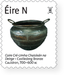Castlederg Bronze Cauldron